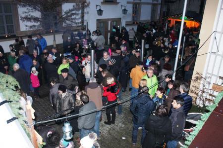 2014-12-14 weihnachtliches Dorffest ZfK Kemmern