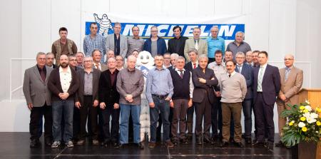 Michelin Jubilarfeier 2014