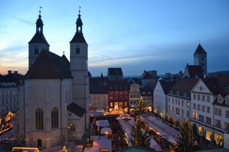 Weihnachtsmarkt Regensburg Kemmern 2014 (1)