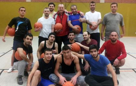 Asylbewerber Sport Zapfendorf 2015 (1)