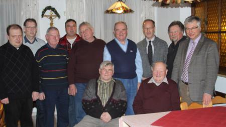 JHV Männerverein Kemmern 2015 (2)