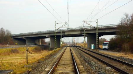 Autobahnbrücke Kemmern 2015