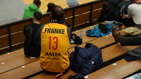 Basketball Baunach Vechta Februar 2015 2