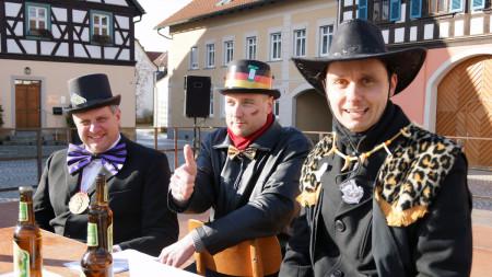 Faschingsumzug Baunach 2015 1