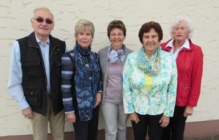 JHV Rentner Pensionisten Breitengüßbach 2015