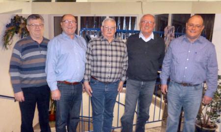 JHV Stammtisch Sprich leise Zapfendorf 2015 (2)