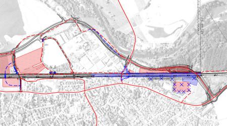 3. Planänderung ICE Bahn Zapfendorf 2015