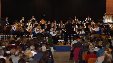 Frühjahrskonzert Musikverein Zapfendorf 2015 2