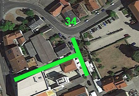 Verkehrsberuhigter Bereich Baunach 2015
