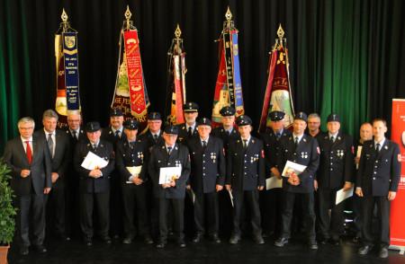 Feuerwehrehrung Baunach 2015 (1)
