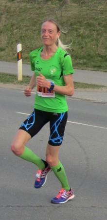 Sandra Haderlein SC Kemmern Running 2015