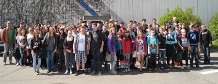Bowling Schule Baunach 2015