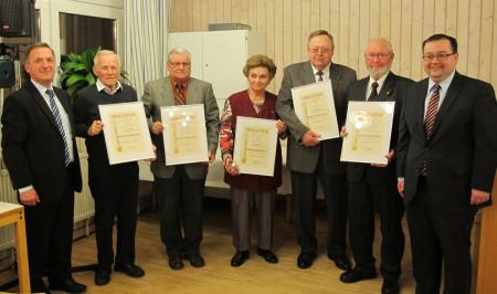 Ehrenamtsmedaille Hallstadt 2015