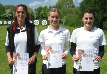 Gaumeisterschaft Breitengüßbach 2015 Damen (2)