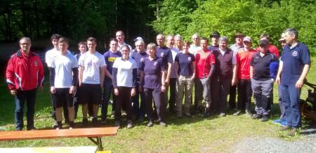 PBC Bezirksmeisterschaft Breitengüßbach 2015