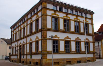 Rathaus Kemmern 400