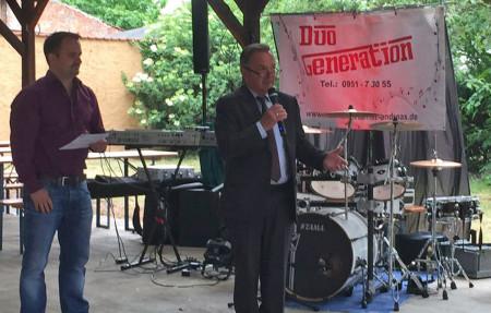110 Jahre SPD Hallstadt Frühschoppen 2