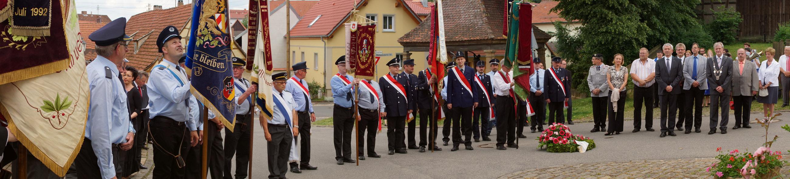 150 Jahre GV Mürsbach 2015