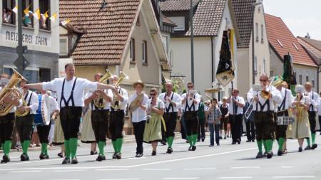 50 Jahre SG Breitengüßbach 2015 1