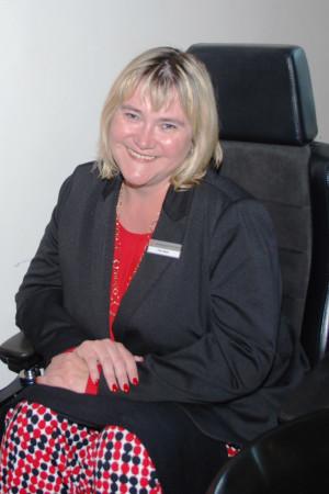 Sabine Saam Baunach 2015