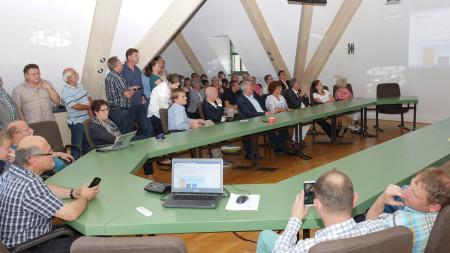Wahlabend Zapfendorf 28. Juni 2015 (4)