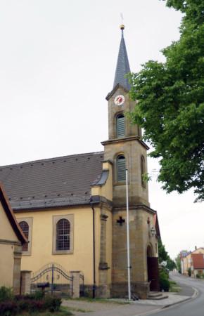 300 Jahre Kirche Hohengüßbach 2015 1