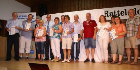 90 Jahre SpVgg Rattelsdorf 2015