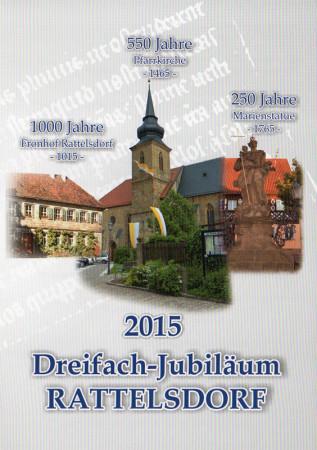 Dreifachjubiläum 2015 Vorbericht