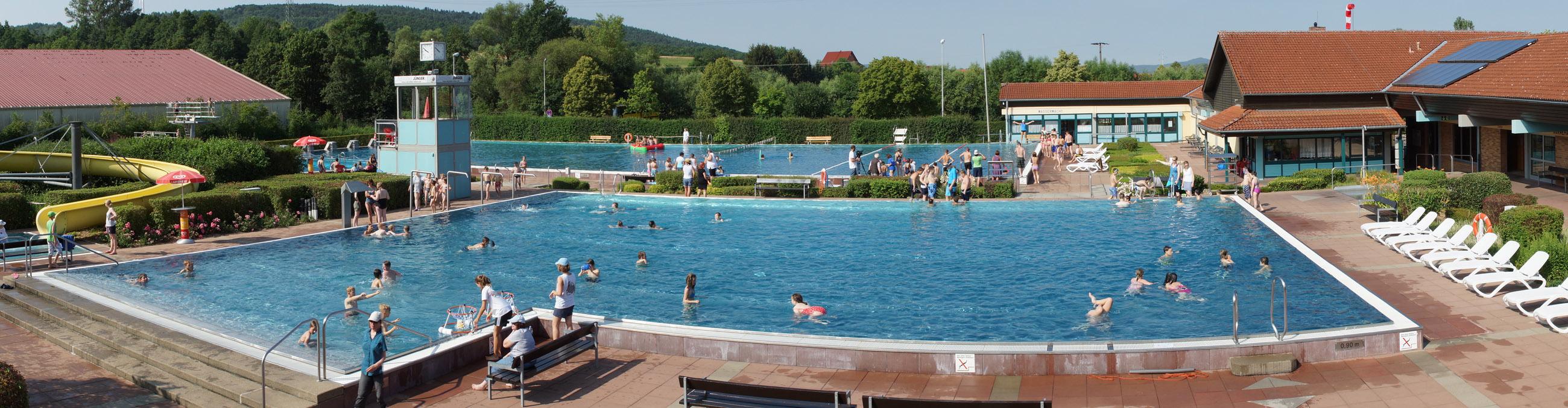 Integratives Schwimmfest Zapfendorf 2015 1