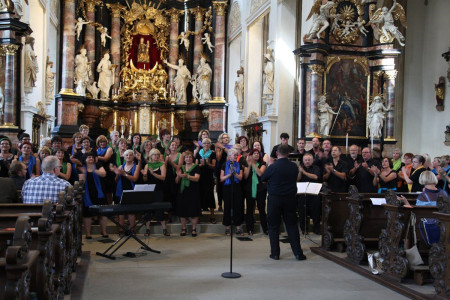 Konzert Liederhort Hallstadt Bamberg 2015