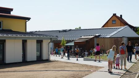 Neuer Kindergarten Rattelsdorf 2015 1