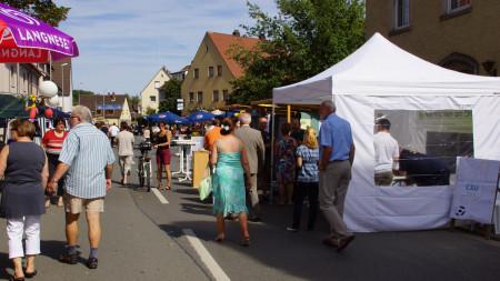 Agendatag Zapfendorf 2012