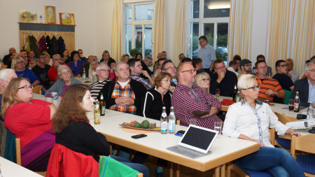 Infoabend ICE 2015 Zapfendorf