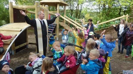 Spielgeräte Kindergarten Kemmern 2015 (3)