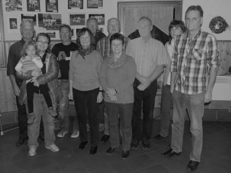 Jahreshauptversammlung TC Baunach 2015