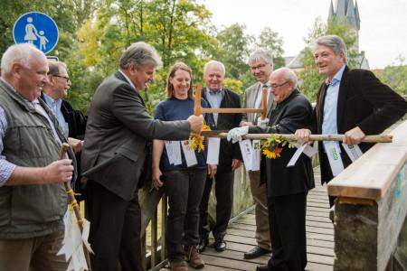 Sieben-Flüsse-Wanderweg Baunach 2015 1