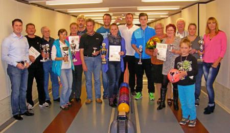 Stadtmeisterschaft Kegeln Hallstadt 2015 (2)
