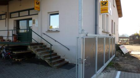 Eingang Post Baunach 2015