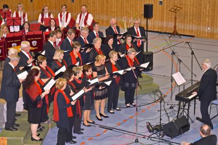 Gemeinschaftskonzert Rattelsdorf 2015 2