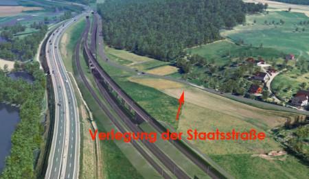 Verlegung Staatsstraße Unteroberndorf 2015