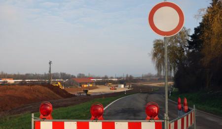 Bahnbaustelle Unteroberndorf 11-2015