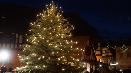 Weihnachtsmarkt Baunach 2015 (3)