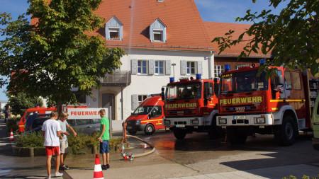 Feuerwehr Zapfendorf 2012