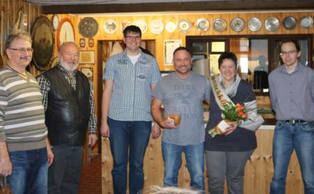 Stadtmeisterschaft Schießen Hallstadt 2016 1