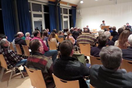 Bürgerversammlung Breitengüßbach 2016 (1)