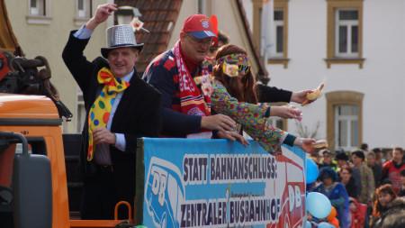 Faschingsumzug Rattelsdorf 2016 1