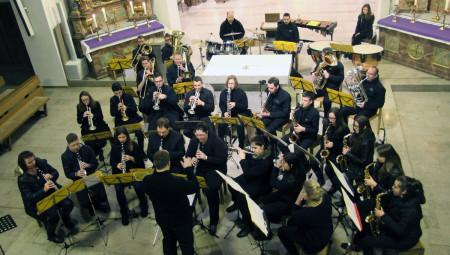Fastenkonzert Musikverein Breitengüßbach 2016 (2)