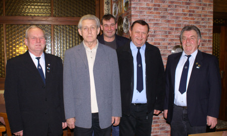 JHV Kameradschaftsverein Rattelsdorf 2016
