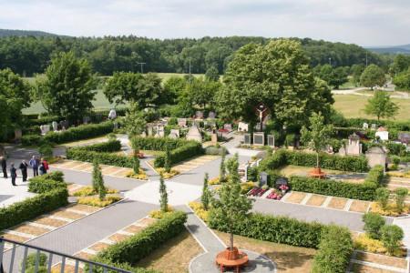 Friedhofswettbewerb 2016 Mistendorf