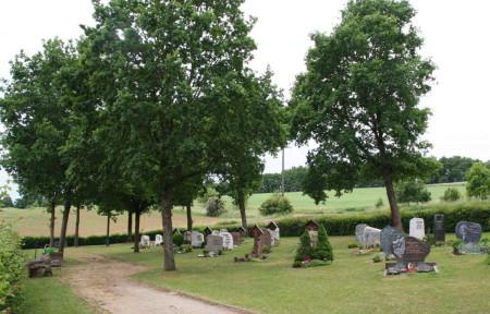 Friedhofswettbewerb 2016 Reckenneusig